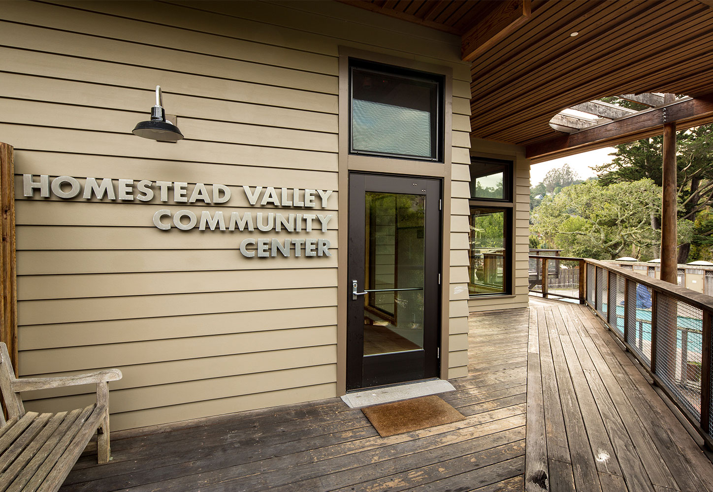 Homestead Valley Community Center - Mill Valley