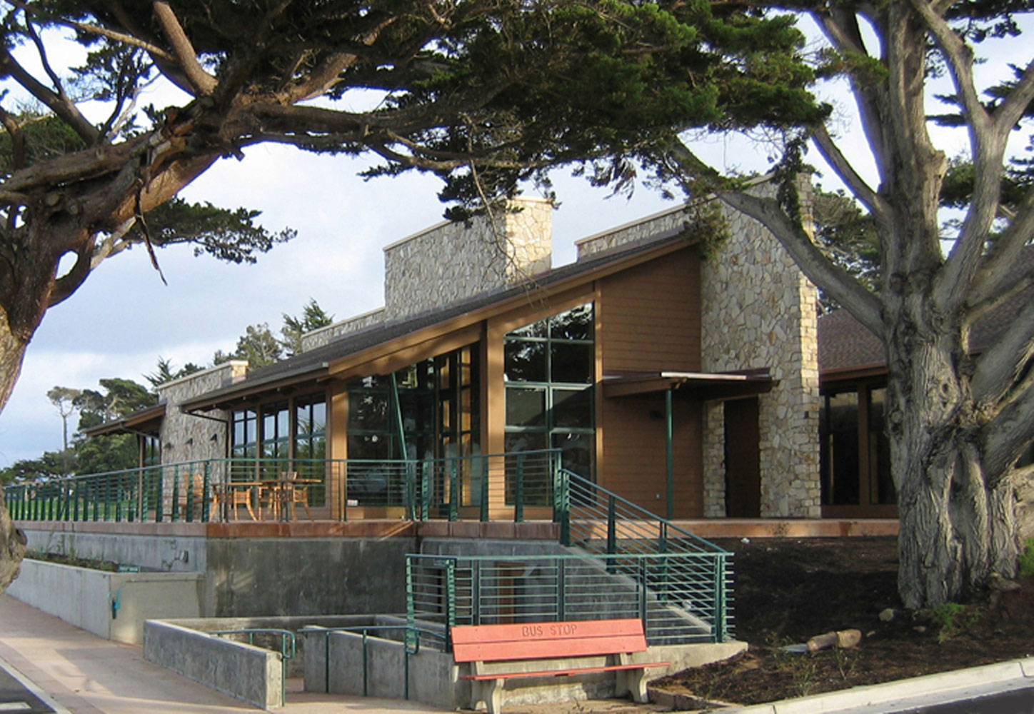 Pacific Grove Golf Links Clubhouse